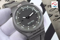 Wholesale Auto P - High Quality New Brand Luxury Classic P'6780 PVD Titanium steel Automatic Gents Watches Brand Mens Watch Rubber Strap Best Watch AAA+ PD06