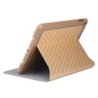 Wholesale Cover For Ipad Table - Luxury Smart Cover Wake Up and Sleep Ultra Slim Flip Leather Cover case for ipad Mini 4 Table Case free shipping