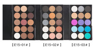 Wholesale Eyeshadow 96 - Factory Price!! 96 sets New Professional Makeup Matte Glitter Shimmer Metallic 15 Colors Eyeshadow Palette!