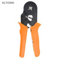 Wholesale Manual Crimping Tool - The New European Tube Pliers Multifunction Crimping Pliers Cold Press Terminal Insulation Crimping Pliers Manual Tools