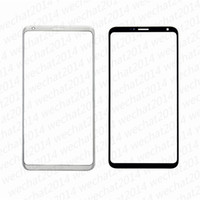 Wholesale Note Touch Screen Glass - Original Front Outer Touch Screen Glass Lens Replacement for Samsung Galaxy Note 8 N950A N950F free DHL