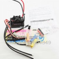 Wholesale Hobbywing Ezrun - Hobbywing EZRUN WP 80A SL brushless motor waterproof ESC for 1 10 car Parts & Accessories Cheap Parts & Accessories