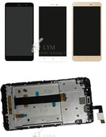 замена lcd для заметок оптовых-Wholesale- Black/White/Gold LCD+TP+Frame for Xiaomi Redmi Note3 Note 3 /MTK Helio X10 Replacement LCD Display+Touch Screen