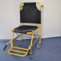 Wholesale Steel Wheelchair - Drive Medical Portable Chromed Aluminum Steel Commode Lightweight Folding Wheelchair For Disable Handicapped And Elderly People