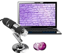 Wholesale mega pixels - New Mega Pixels 1000X 8 LED USB Digital Microscope Endoscope Camera Microscopio Magnifier Z P4PM for medical industrial inspection etc