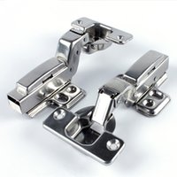 Wholesale Hydraulic Hinges - 4PCS SET Full Overlay Cup Soft Close Cabinet Kitchen Door Hydraulic Hinges Damper