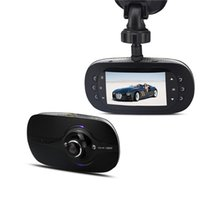 black screen mouse - 1080P MOUSE car dvr with inch screen hot selling night vision car surveillance dome camera