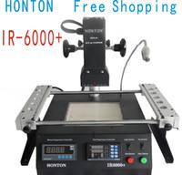 Wholesale Ir Bga Rework - Free shipping 220V Infrared BGA Repair Station IR6000 BGA rework station IR rework station 220v