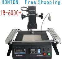 Wholesale Infrared Bga Rework Stations - Free shipping 220V Infrared BGA Repair Station IR6000 BGA rework station IR rework station 220v