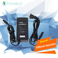 Wholesale Genuine Car Charger - 100% Official genuine Xiaomi Balance car Ninebot 9 original charger 63V 70W Power supply MIUI XVE-6300110 Charging adapter
