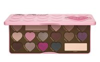 Wholesale chocolate bar eyeshadow palette 16 for sale - Group buy In Stock Makeup BON BONS Chocolate Bar Eyeshadow Palette Colors Eyeshadow Love Heart how to clamour guide