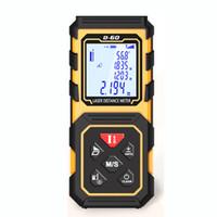 Wholesale tools measuring area for sale - New Style Laser rangefinder digital laser rangefinder distance meter m laser tape measure device ruler distance area volume test tools