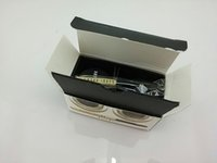 Wholesale Coffee Color Suit - Popular Hot Cloud Eyeliner Suit 3 g + 3 g Black Coffee Two Color with Eyeliner Pen