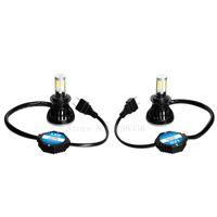 projetores venda por atacado-(2 pçs / lote) G5 H7 CONDUZIU a Lâmpada 40 W 4000lm 6000 K LEVOU Farol Farol luz de Nevoeiro PlugPlay Sem Relé de Lastro