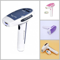 Wholesale Light Hair Removal Machine - 100-240V Electric Home Painless Laser IPL Hair Removal Instrument Whole Body Laser Machine Home Plused Light