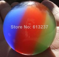 Wholesale Opal Sphere Crystal Ball - Hot 2014 new fashion style free shipping 40mm 3 color Mexican Opal Sphere Crystal Ball Jasper BV185