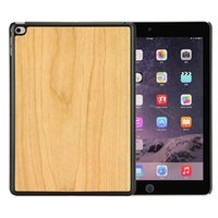 Wholesale Ipad Bamboo Cover - New Design Wooden Case for iPad mini 3 Smart Cover Wood Back Shell for iPad mini 4 Cherry Bamboo Walnut Wood Tablet Cover