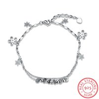 Cheap Charm Bracelets 925 sterling sliver bracelet Best popular Women's bracelet jewelry