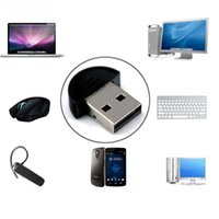 Wholesale Top Quality Mini USB Bluetooth Adapter V2 Dual Mode Wireless Bluetooth Dongle High Gain CSR For Win7 XP