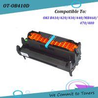 Wholesale Bk Drums - OKI B410D , Compatible Drum unit for OKI B410 420 430 440 MB460 470 480 , OKI 43979001 , BK - 25,000 pages