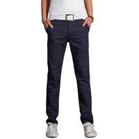 Wholesale Dressing Slim Fit Pants - Wholesale-2016 New men's Pants Men Slim Fit Casual Pants Fashion Straight Dress Khaki Pants Skinny Smooth Trousers Size 28-42