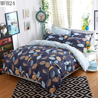 Wholesale Queen Duvet Cover Sell - Wholesale-Bedding set 4 pcs sell at a low price contain pillowcase duvet cover bed sheet twin full queen king size