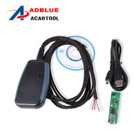 Wholesale Blue Emulator - Best Quality Adblue 7in1 Emulator For Heavy Duty Truck Ad blue Remover Tool With Programming Adblue 7 in 1 DHL Free shipping