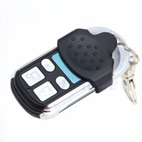 Wholesale Learning Rf Remote Control - Wholesale- Cloning Clone Learning Copy Duplicator 315 433MHz RF Remote Control Transmitter