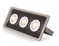 Wholesale Pf Led Light - Free Shipping 3x50W LED COB floodlights 150W outdoor lighting IP65 Landscape flood light High PF AC85-265V 100Lm LLFA