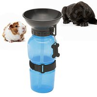 Wholesale Automatic Feeder For Pets - Portable Dog Water Bottles Auto Dog Mugs Pet Outdoor Drinking Cups Feeder for dog on the go