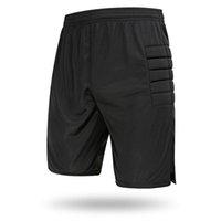 erkek kısa kollu kazak toptan satış-Moda erkek Kazak Formaları Futbol Uzun Kollu Gömlek Kısa Pantolon Atletik Yetişkin Futbol Forması Kaleci Trainning Giysileri