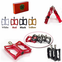 Wholesale Lightweight Mtb Bikes - New upgrade bicycle pedal, quality assurance, non-slip and durable, lightweight aluminum foot pedals outdoor sports MTB pedal.
