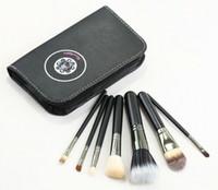 Wholesale kitty makeup bag resale online - New Hello Kitty Professional Makeup Brush Set Brush Kits MakeupTools Synthetic Fiber hair With Bag