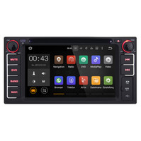 Joyous Quad Core Android lecteur DVD 5.1.1 Car GPS Navigation 3G Wifi Head Audio Unit pour Toyota Camry Corolla Avensis RAV4 Yaris Prius