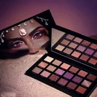 Wholesale Long Tops Wholesale Free Shipping - Top Quality ! NEWEST beauty DESERT DUSK Eyeshadow 18 colors Pallete Shimmer Matte Eye shadow Pro Eyes Makeup Cosmetics fast free shipping