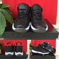 Wholesale Pre Fall - High Quality Airs Retro 11 XI Read Description IE Cobalt Zen PRE Order GS Men's Basketball Sport Footwear Sneaker Trainers Shoes