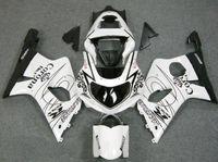 Wholesale Gsxr Abs Motorcycle Fairing - New motorcycle ABS Fairing kit for SUZUKI GSXR 1000 K2 2002 2001 2002 fairings set GSXR1000 00 01 02 ABS bodykits R1000 white black corona