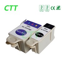 Wholesale Printer Cartridge Sales - Whole sale CTT 2 PK ABK10 & ACRL10 Ink Cartridges Compatible for Advent A10 AW10 AWP10 Printer