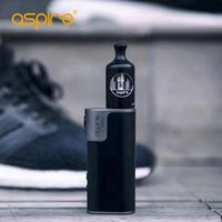 Hot-Sales Kit 100% autentico Aspire Zelos Starter Kit con 2ML Top-riempimento Nautilus 2 Tank e Zelos 50W TC Box Mod 2500mah batteria Li-Po incorporata