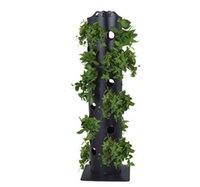Wholesale Wholesale Coat For Sale - New arival hot sale garden supplies fower tower freestanding planter ideal for flowers herbs and fruit free shipping