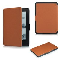 "Wholesale Ebook Case Cover - Luxury Leather Case Cover For New Kindle 558 Voyage 6 inch E Reader for Kindle Voyage 6"" Ebook Case+Pen"