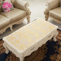 Wholesale Rectangle Banquet Tables - muchun Brand Table Cloths Rectangle Christmas Tablecloths Custom Size Sparkly Gold Sequins Table Colth for Wedding Banquet Party 60*120cm
