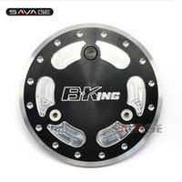 Wholesale Cnc Engine Cover - For SUZUKI B-KING GSX1300 2008-2011 Engine Crankcase Clutch Cover Outer Right Motorcycle Accessories CNC