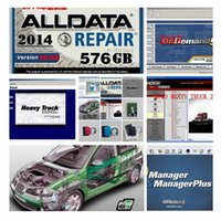 Wholesale New 1tb - Newest Alldata Repair software alldata 10.53 + Mitchell ondemand 2015+ELSA 5.2+Vivid workshop 48 in 1TB New Hard Disk Free DHL Shipping
