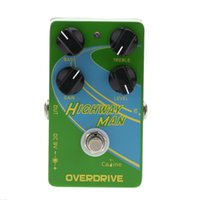 Wholesale Guitar Pedal Caline - Caline High Quality Overdrive Guitar Effect Pedal True Bypass Design Guitar Pedal