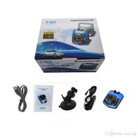 "Wholesale Mini Car Dvr Sd - 2.4"" Mini auto car dvr camera dvrs full hd 1080p 170 degree parking recorder video registrator camcorder night vision box dash cam"