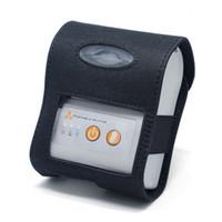 Wholesale Printer Printing Small - Less radium, Bluetooth thermal printer, label printing, self-adhesive barcode two-dimensional code, portable mobile radio small ticket, smal
