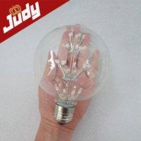 Wholesale Cheap Fluorescent Light Bulbs - E27 220V  LED Edison cicling inscandescent light bulb Ball stars 220V freeshipping vintage bulb Cheap e27 downlight