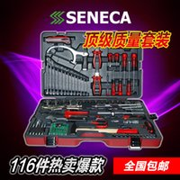 Wholesale SENECA monica west Taiwan imported wrench set motor repair household multi functional hardware combination suit tools