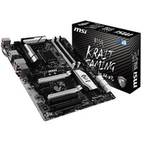 Wholesale Msi Desktop Motherboards - B150 KRAIT GAMING MSI motherboard factory direct wholesale genuine security computer motherboards MSI